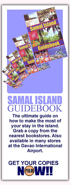 ad guide to samal island